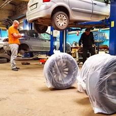 Сервис по ремонту автомобиля Ситроен